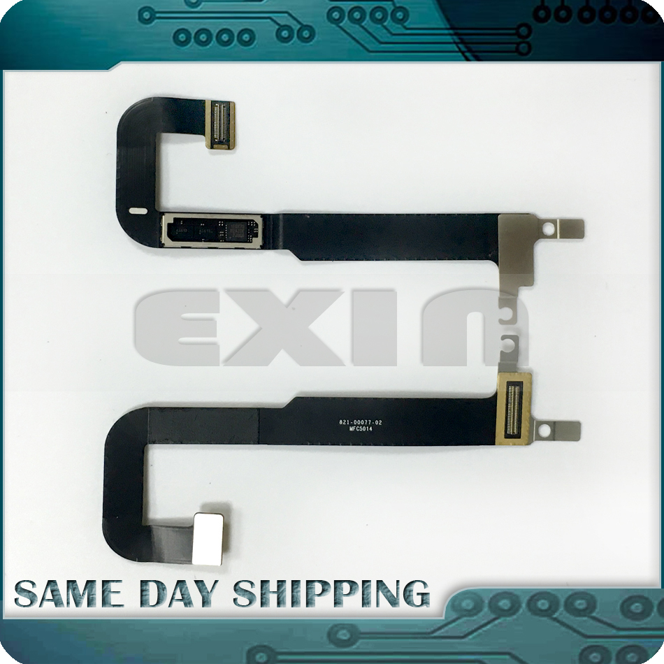 Laptop A1534 DC IN I/O USB C Charging Power DC Jack Board Flex Cable for MacBook Retina  ...