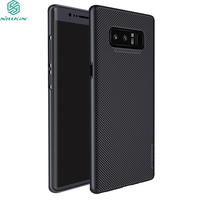 Nillkin Heat Dissipation Phone Case For Samsung Galaxy Note 8 Breathing Hard PC Back Covers Shell