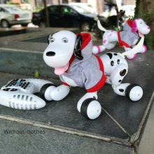 HappyCow 2 4G Wireless Remote Control Smart Dog Electronic Pet Educational Children s font b Toy
