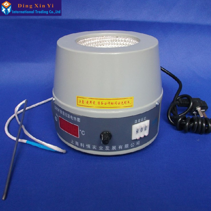 250ml Digital Display Heating Mantle digital Intelligent lab heating mantle цена