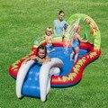 Bestway genuine 53051 entretenimento água esfera do banho do bebê piscina inflável piscina jogo piscina b32