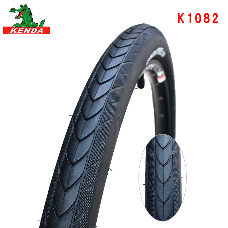 KENDA bicycle tire K1082 Steel wire tyre <font><b>27.5</b></font> inches <font><b>27.5</b></font>*<font><b>1.5</b></font> 1.75 folding bike 30TPI Small pattern mountain bike tires parts image