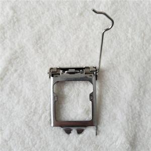 Image 5 - 100 개/몫 원래 LGA115X CPU 소켓 커버 홀더 철 쉘 CPU Scket 보호