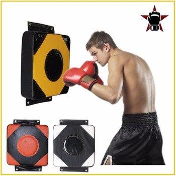 Большой 40x40 см квадратный пенопластовый боксерский мешок, подкладка для борьбы с стеной, штампованный мешок, стена, песочный мешок, цель для тхэквондо, карате, боевое обучение