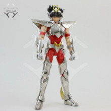 COMIC CLUB INSTOCK GreatToys Great toys EX bronze Saint Pegasus Seiya V3 metal armor Myth Cloth Action Figure
