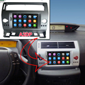 7 inch Android Car GPS Navigation for Citroen C4 C-Quatre C-Triomphe Car Radio Video Player Support WiFi bluetooth