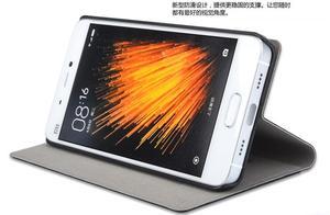 Image 5 - Original Quality For Xiaomi mi5 M5 5 Case Leather Cover Case Luxury Flip Leather Stand Cover For Xiaomi mi mi5