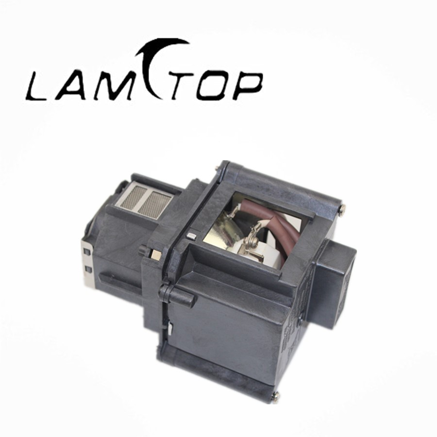 LAMTOP  projector lamp  with housing/cage  ELPLP47 for  EB-G5100 lamtop original lamp with housing cage dt01022 for ed x24