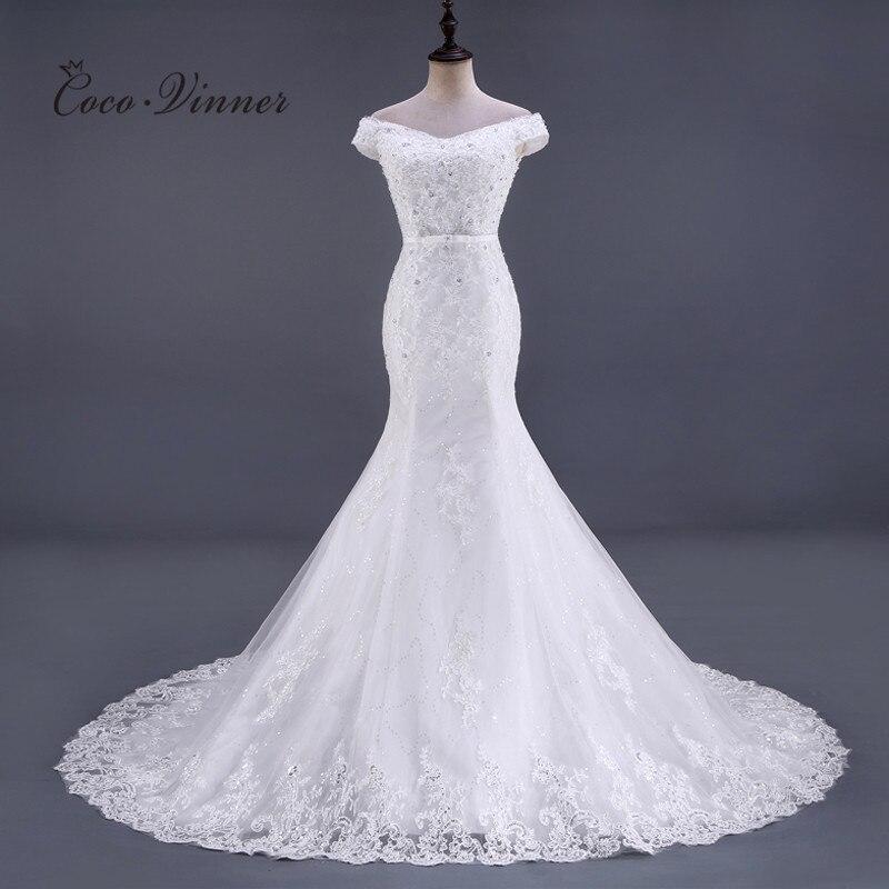 ①C. V Vestido de Noiva sin mangas de cristal rebordear Encaje ...