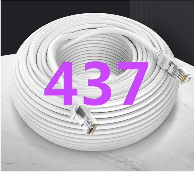 B437  5m 10m 15m 20m 30m cable CAT6 Flat UTP Ethernet Network Cable RJ45 Patch LAN cableB437  5m 10m 15m 20m 30m cable CAT6 Flat UTP Ethernet Network Cable RJ45 Patch LAN cable