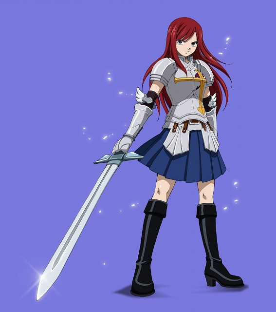 scarlet Fairy tail erza