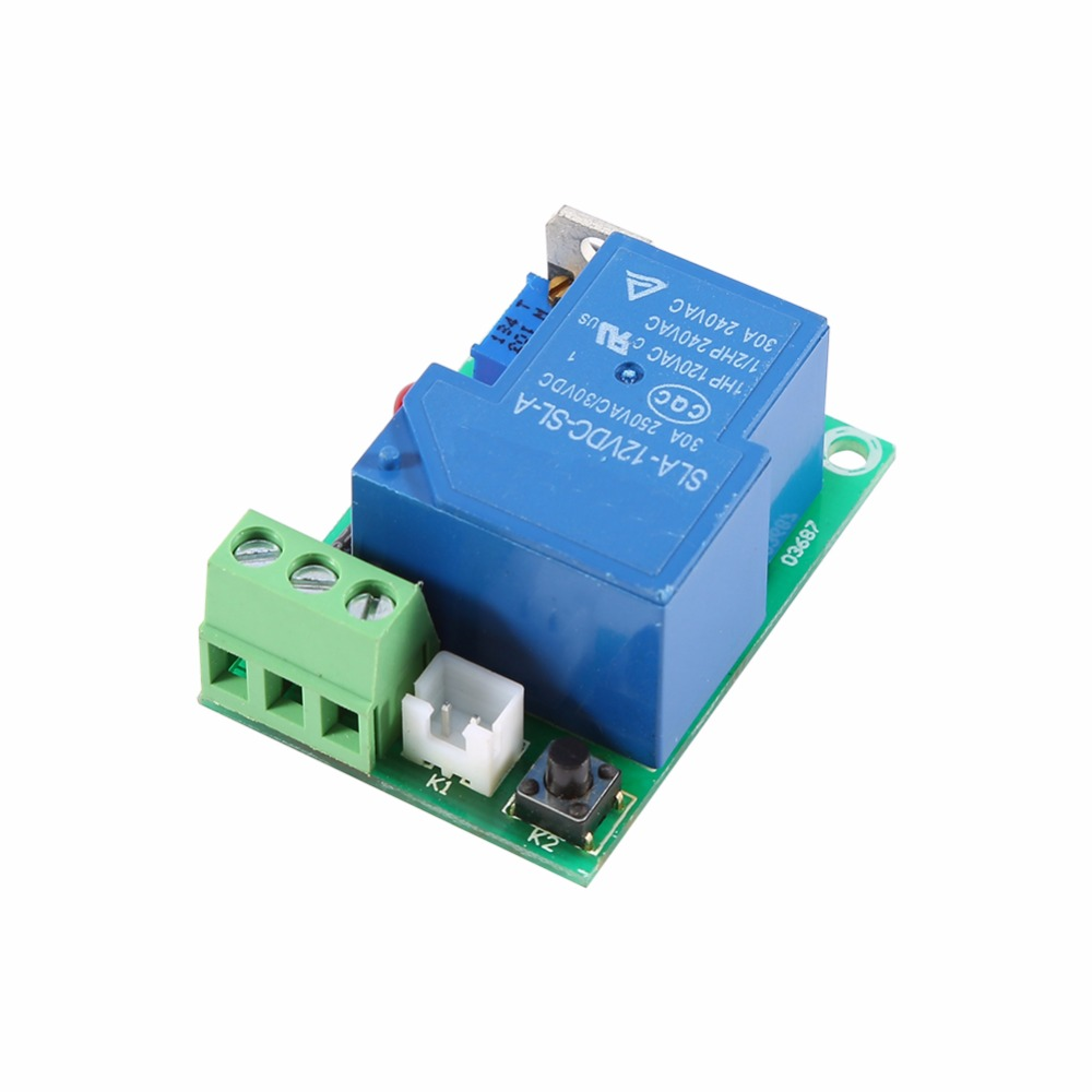 New 12v 30a Car Battery Excessive Discharge Anti Over Overdischarge Cut Off Circuit Electronics Design Protection Module In Solar Controllers From Home Improvement On Alibaba
