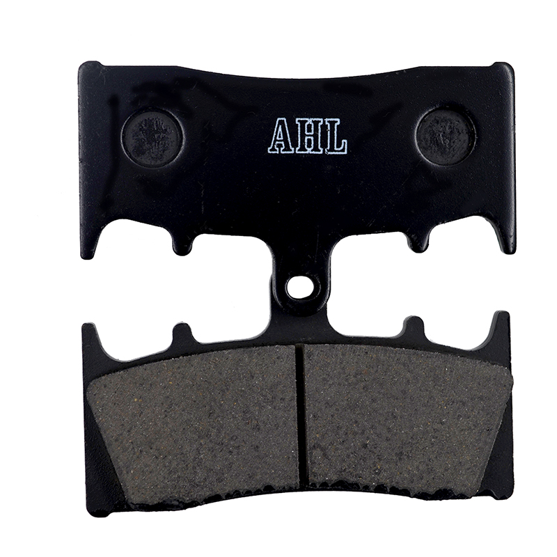 ZX900 C//E//F 1998-2003 AHL Semi-metallic Front Brake Pads Set for Kawasaki ZX-9R
