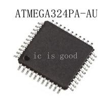 10PCS ATMEGA324PA ATMEGA324 ATMEGA324PA-AU QFP44 Micro controller