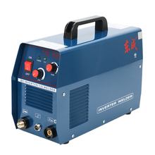 Welding machine inverter DC stainless steel 220V welding argon arc welding machine dual-use plasma welding inverter dc argon arc welding machine base plate with high silicon bridge arc plate clamp configuration of four new capacitance
