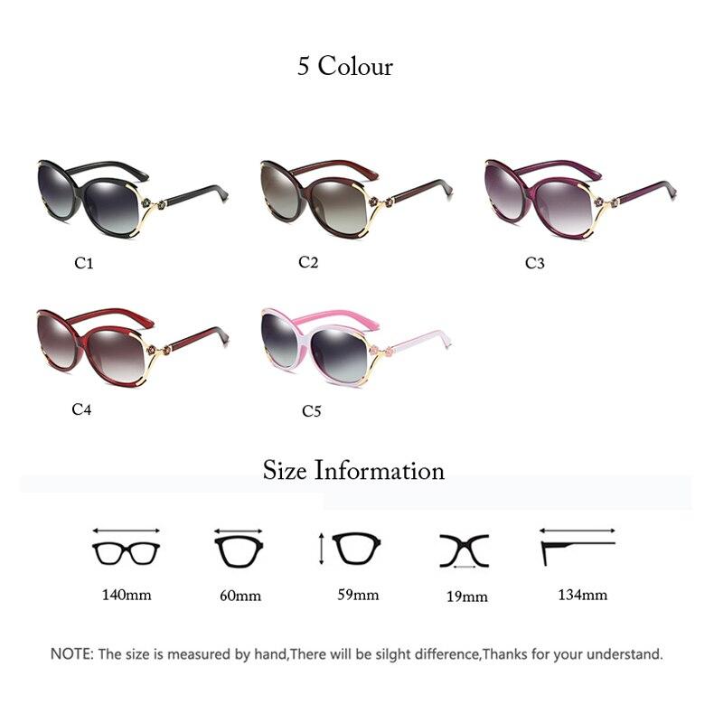 Women Polarized Sunglasses (4)