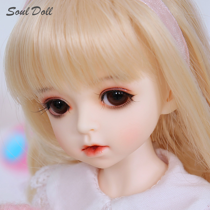New Arrival Soul Doll Rory 1/6 BWY Body Model Baby Girls Doll High Quality Toys Fashion Shop Sweeter Girl BJD SD Resin Doll