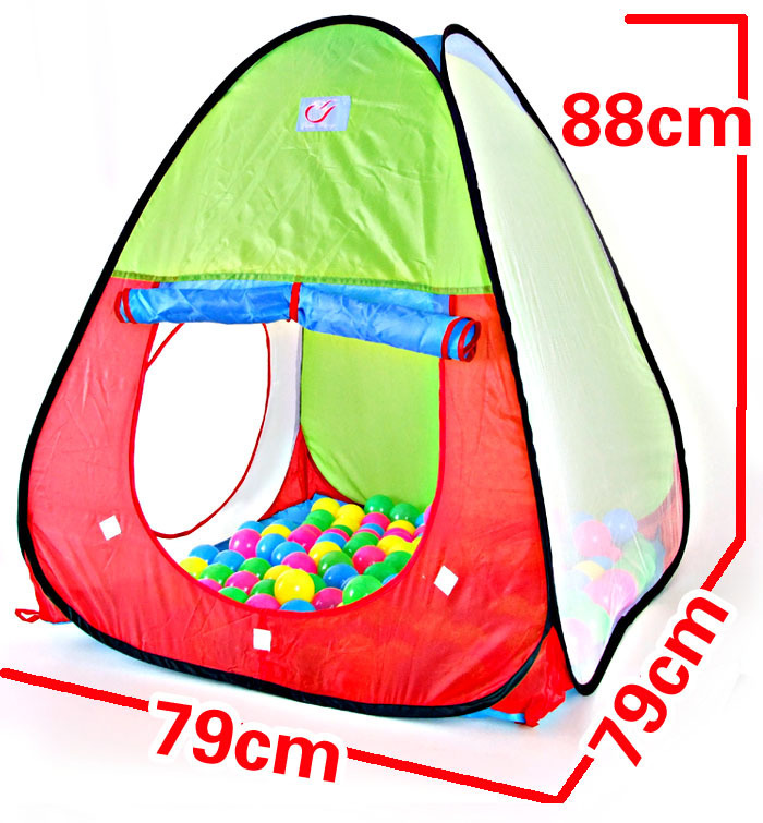 Children Play Tent House Set Discovery Kids Adventure Play Tent