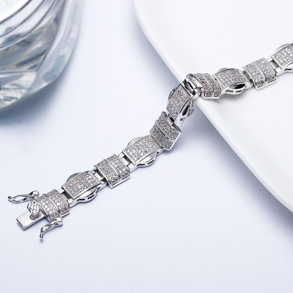 Image 4 - 20.5cm long rectangle Bracelets