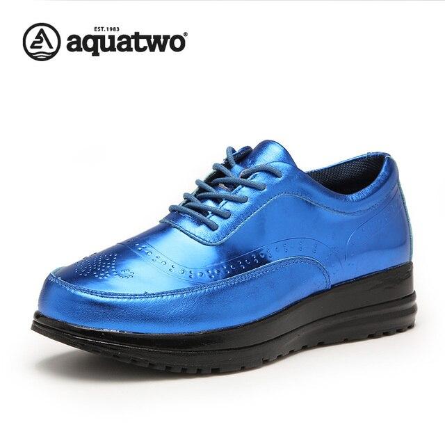 2016 SIX LEE Conception Nouvelle Hommes Casual Chaussures Printemps Automne  Style de luxe Appartements Bleu Argent eb540073bf1