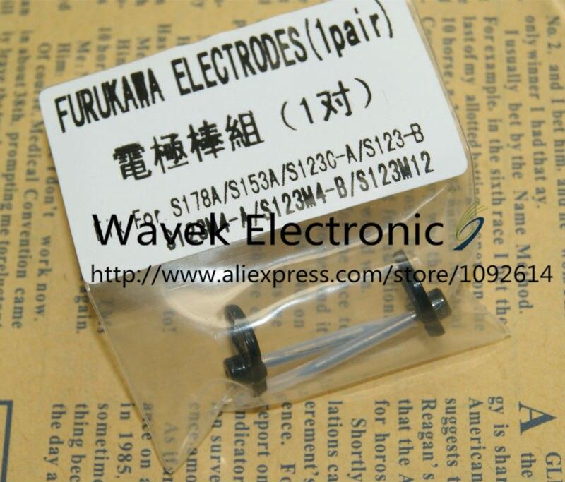 Electrodes For FITEL FURUKAWA S178 S178V2Fiber Optical Fsuion Splicer