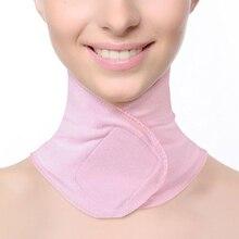 Спа гель маска для шеи против морщин уход за кожей увлажняющая Мембрана для шеи отбеливающая восстанавливающая Мембрана для шеи