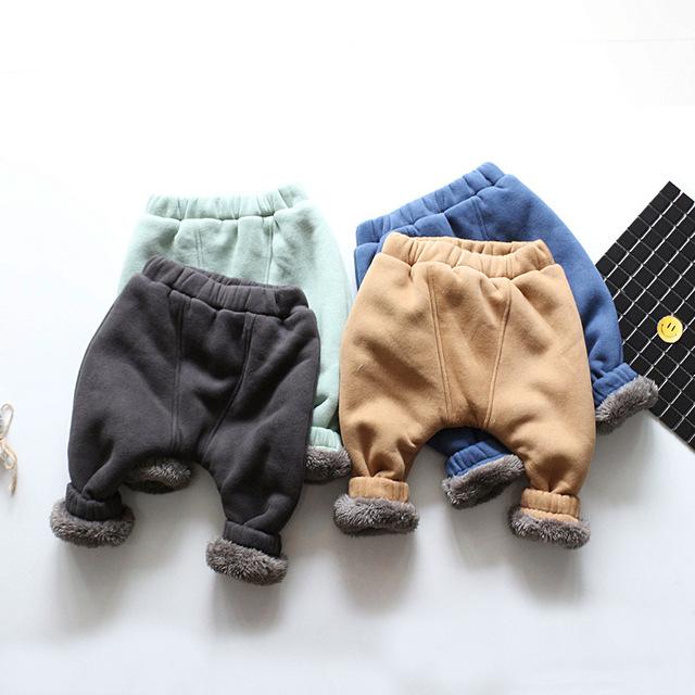 2016 Nuevos Pantalones Del Bebé Del Otoño Del Resorte Del Bebé Muchacho Ocasional Pantalones Estrella Cruz Harem Pantalones de Los Bebés