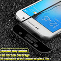 Imak For Samsung Galaxy A5 2017 A520F Full Screen Coverage Tempered Glass Screen Protector Full Cover Protective Film