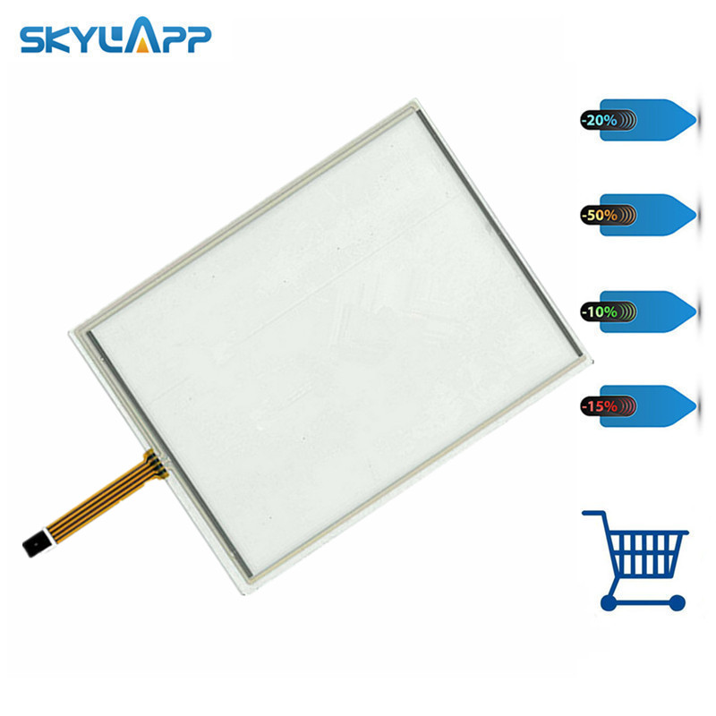 Skylarpu New 10.4 inch 5 wire resistive touch screen for 234mm*178mm Industrial equipment digitizer panel Free shipping Skylarpu New 10.4 inch 5 wire resistive touch screen for 234mm*178mm Industrial equipment digitizer panel Free shipping