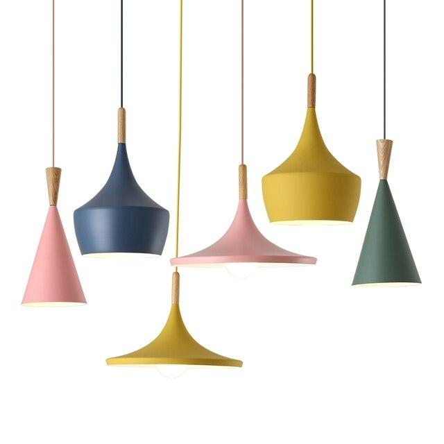 Tom Dixon bleu/vert/rose/jaune LED Woden lampes de jardin lampe ...