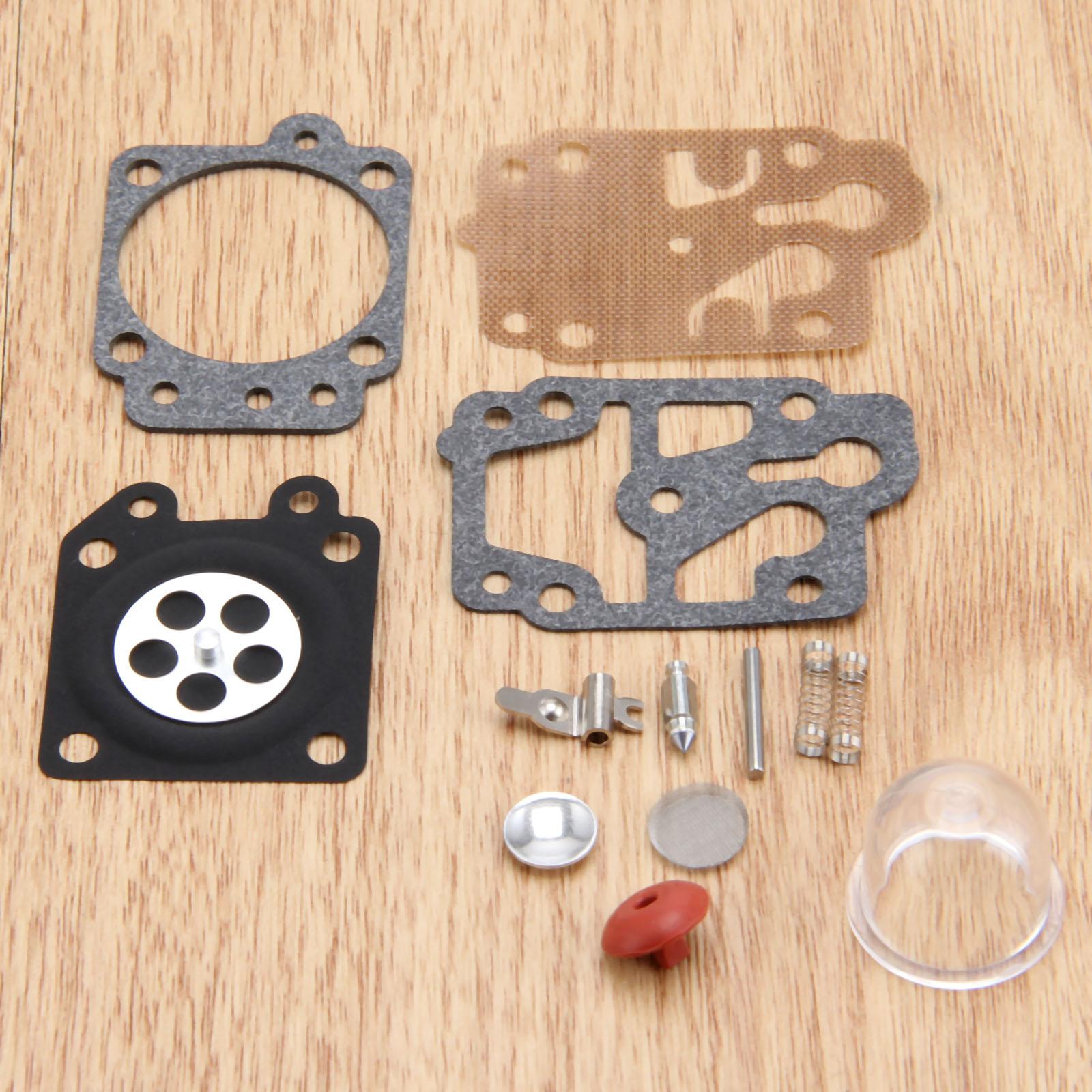 Карбюратор Carb ремонтные комплекты кусторез триммер для травы карбюратор ремонтная прокладка для карбюраторов Walbro 40-5/44F-5 34F 36F 139F
