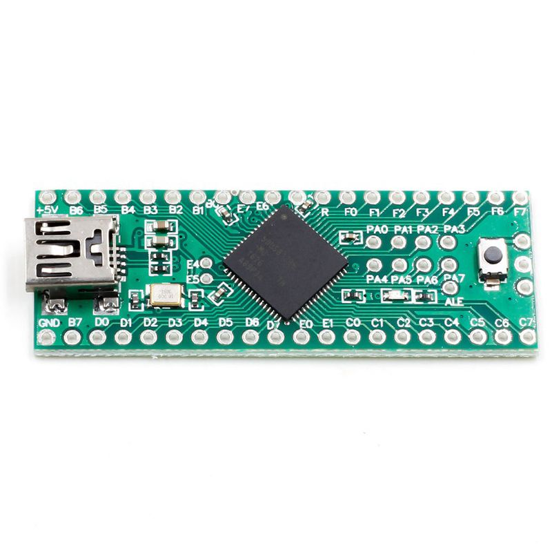 Teensy 2.0++ USB AVR Development Board ISP U Disk Keyboard Mouse Experimental Board AT90USB1286
