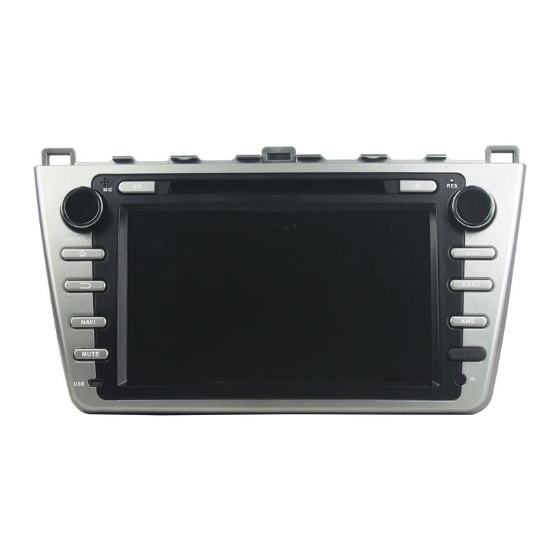 Navirider CAR DVD Android 8 0 0 8 core touch screen stereo for MAZDA 6 mazda6