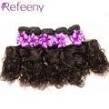 Peruano onda de água do cabelo virgem 4 feixes naturais tecer encaracolado barato não processado virgem Peruano 100% extensão do cabelo humano venda