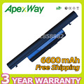 Apexway 6600mAh Laptop battery For Acer Aspire 3820T 3820 4745 4745G 4745Z 4820 4820T 4820G 5820 5820T AS10B73 AS10B75 AS10B7E