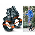 Sapatos de Salto de canguru Unisex Sapatos de Fitness Exercício Rebote 50-110 kg (110lb-243lb) Saltar sapatos