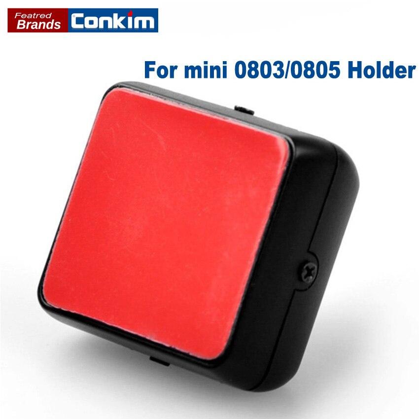 Conkim Portable Mini 0803/0801 s/0805 p/Mini 0805 Voiture DVR Titulaire, dash Cam Support, 3 m Support De L'enregistreur Sans GPS Logger