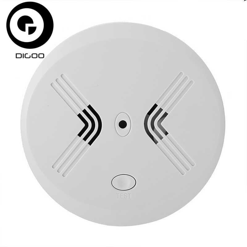 DIGOO DG HOSA Smart 433 MHz Wireless Haushalt Kohlenmonoxid Sensor Alarm  Für Haus Bewachung Alarmanlagen