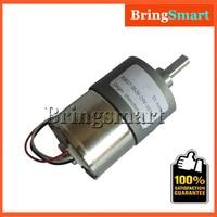 Bringsmart Large Torque 12v 24v DC Geared Motor JGB37 3626 60kg Coreless Brushless Reducer Electric Machine 3.5 960rpm