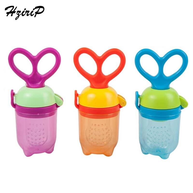 Baby Rotation Pacifier Fresh Food Milk Fresh Fruit Juice Nibbler Feeder Nipple Feeding Safe Teat  Pacifier Bottles Baby Supplies
