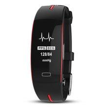 PPG + ECG 2019 новые женские часы мужские Смарт часы пара спортивные часы водонепроницаемые Reloj Mujer кровяное давление мониторинг сердечного ритма