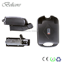 Eu Us no customs 1000W powerful Electric bicycle battery pack 48v 14a with charger and 30A BMS
