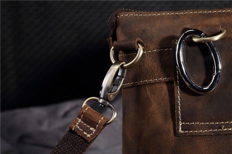 Cinto Pacote de Cintura Telefone Organizador bolsa de Ombro Mensageiro saco 1127