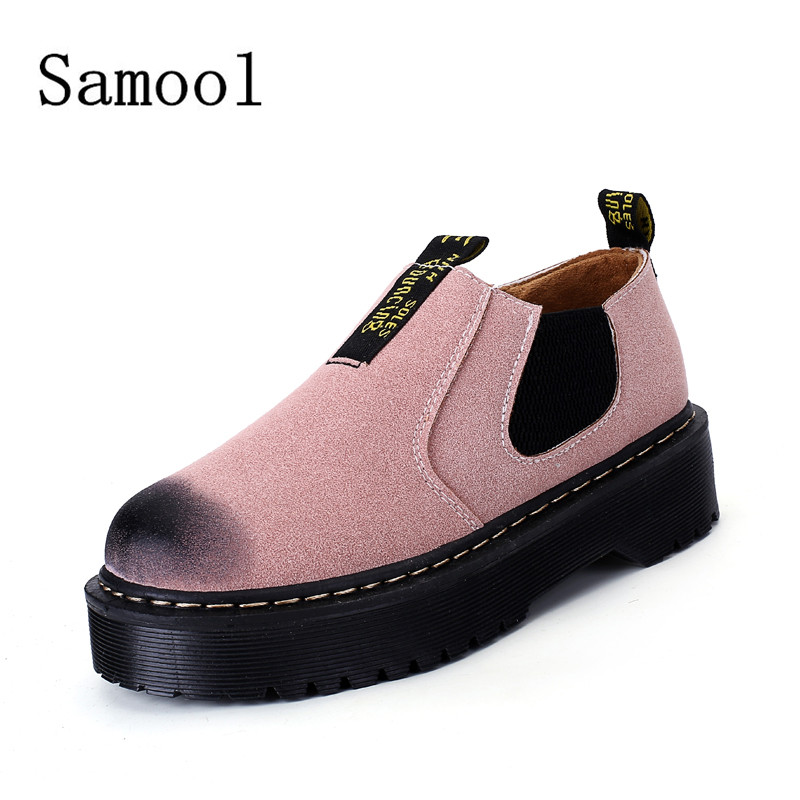 SMOOL  Casual Shoes For Women Female Slip On Shoes Woman's Fashion Low Hee Ladies Round Toe Shoes Solid footwear Leather Shoes комплекты в кроватку золотой гусь sweet rabbit 7 предметов