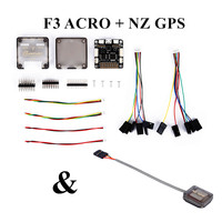 Ublox 7 Series Mini GPS NZ OP F3 Flight Control SP Pro Racing F3 Flight Controller
