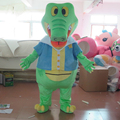 green dino dinosaur mascot costume for adult
