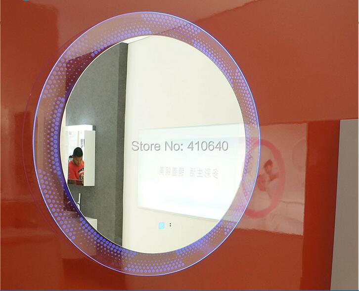 Glass Light Mirror Touch Switch Specially Design For Light On The Mirror Electrical Appliance Touch Switch for Bathroom or Hotel light mirror touch switch bathroom smart mirror switch led touch controller on mirror surface hot selling for hotel or bathroom