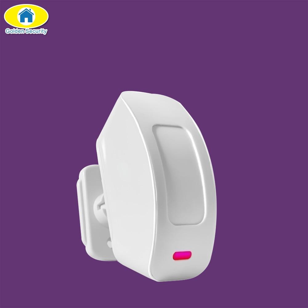 Golden Security P817 Wireless PIR Curtain Window Motion Sensor For KERUI G18 G19 W1 W2 W193 WiFi GSM Security Alarm AccessorIes