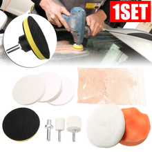 Mayitr 1set Car Windshield Window Glass Polishing Cerium Oxide Powder Scratch Remover Repair Kit Tools