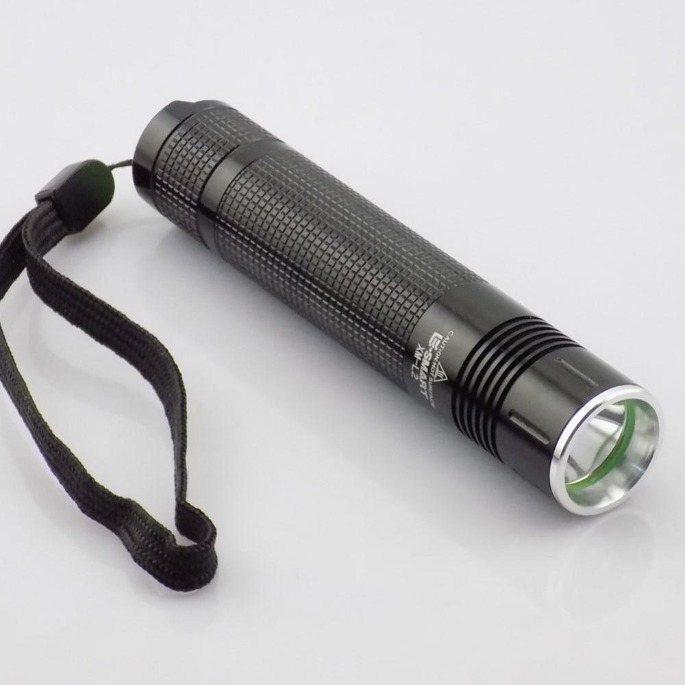 high lumen mini led flashlight cree xm l2 2000 lumens torch linterna brightest flash light. Black Bedroom Furniture Sets. Home Design Ideas